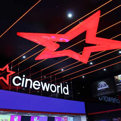 Cineworld - Broughton