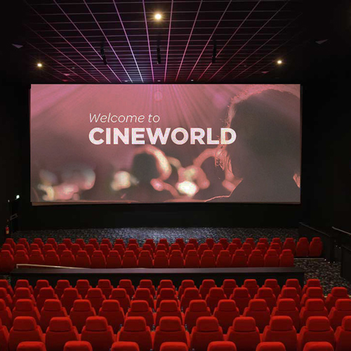 Cineworld - Stoke On Trent
