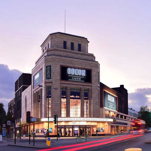Odeon Luxe - Holloway