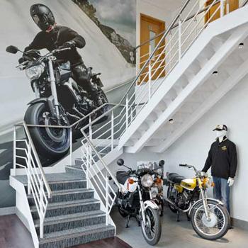 Yamaha Motor - Woking